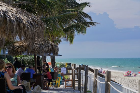 Visit With An Old Friend Review Of Mulligans Beach House Vero Fl Tripadvisor
