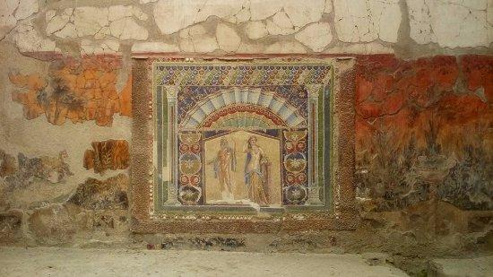 Ercolano, Italia: Mosaici