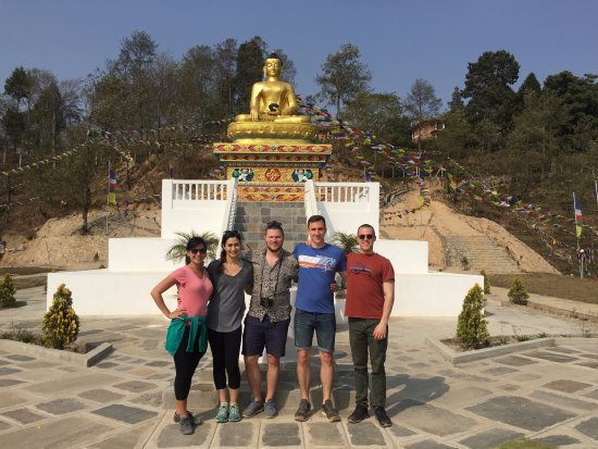Kathmandu Valley, Nepal: Day hike through Nagarkot