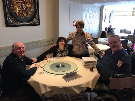 Romford, UK: The Dining Gang!