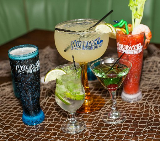 Lake Worth, FL: Tropical Drinks
