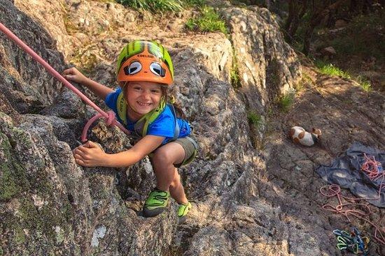 Les Houches, France: Pour les petits grimpeurs