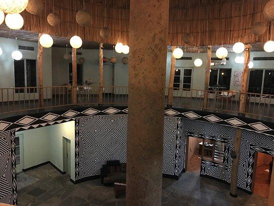 Gisakura, รวันดา: Main reception area