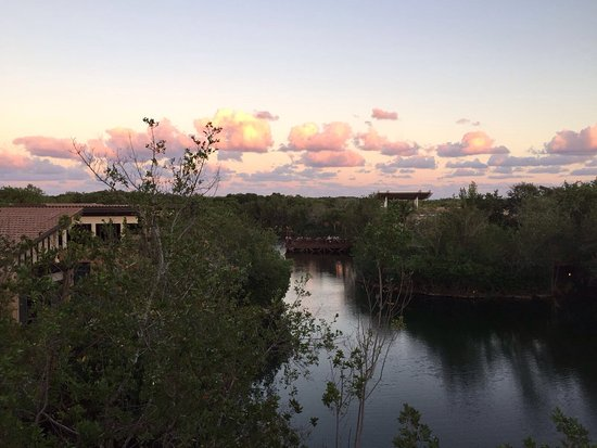 Banyan Tree Mayakoba: View from our 3-bedroom family residence
