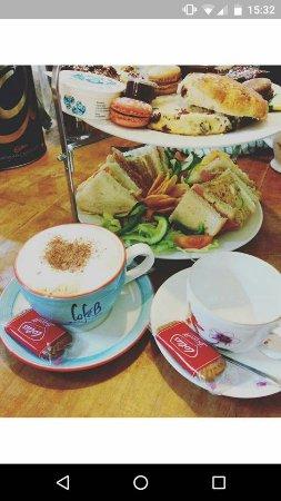 Burton upon Trent, UK: Afternoon tea