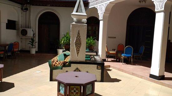 Tausi Palace Hotel Zanzibar
