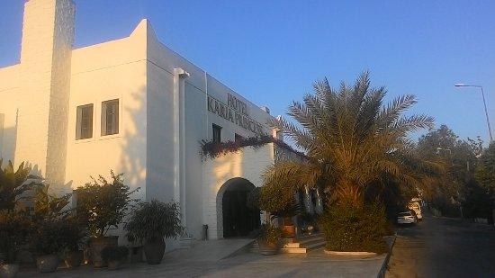 Hotel Karia Princess: Entrance