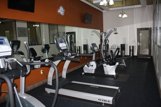 Batesville, MS: FITNESS CENTRE