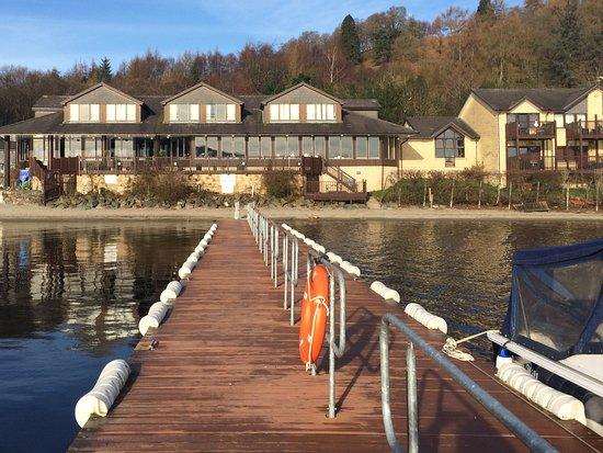 Фотография Lodge on Loch Lomond