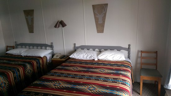 Woodstock, Canada: Rooms with double beds