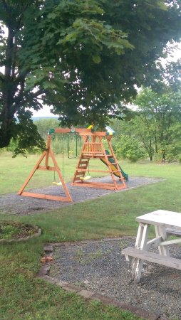 Woodstock, Canadá: Children's play area