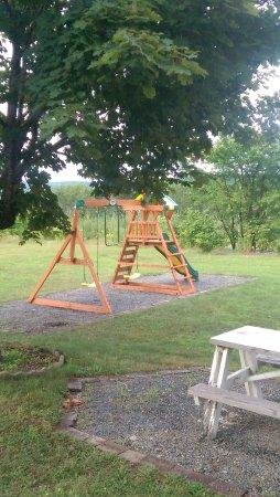 Woodstock, كندا: Children's play area