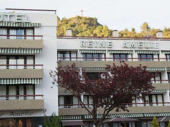 Zdjęcie Grand Hotel de la Reine Amelie