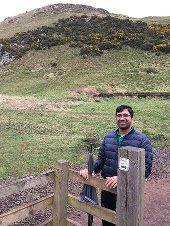 North Berwick, UK: Nice 30 min trek with breathtaking views