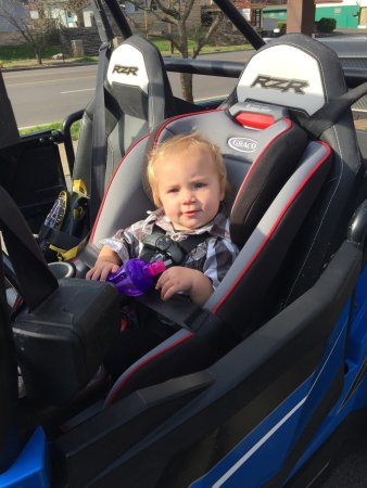 Smoky Mountain Adventures: Had a great time! The rzr performed well. The scenery was amazing. Our one year old loved it! Th