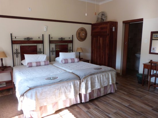 Francistown, Botswana: Riverview Room