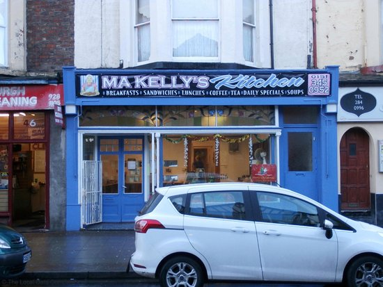 Ma kelly 39 s kitchen liverpool restaurant reviews phone for Kelly s kitchen