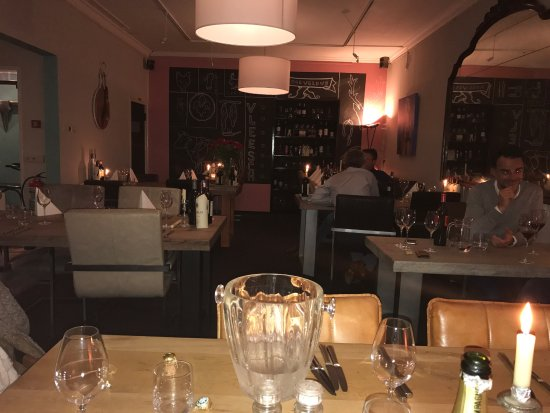 Velp, The Netherlands: Restaurant Bommels Eten Drinken