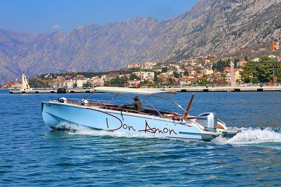 Montenegro Submarine