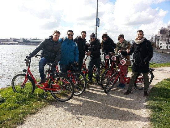 SANDEMANs NEW Europe - Amsterdam: tour bici