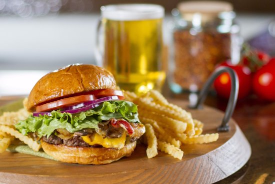 Apple Valley, MN: The Works Burger