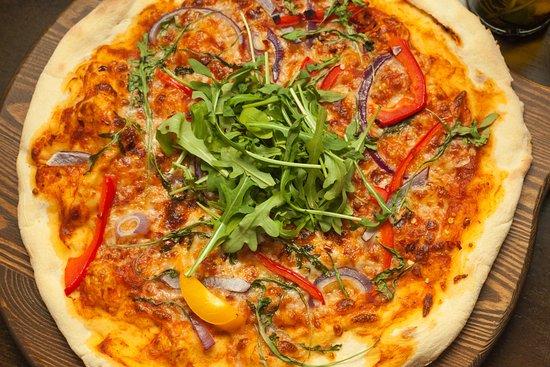 Naas, Irlandia: Gourmet Pizza