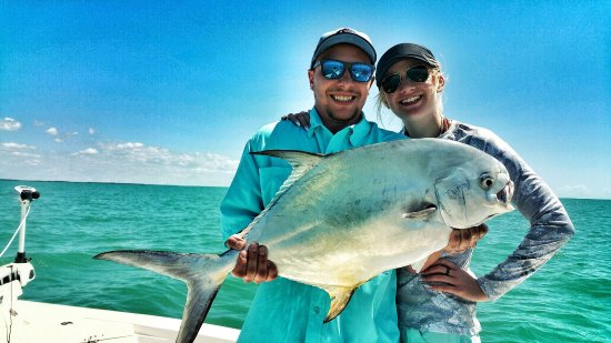 Chokoloskee, FL: Captain Ray Culver Fishing Charters