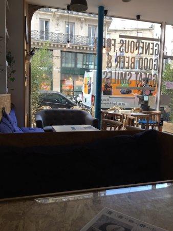 l 39 atelier saisonnier paris omd men om restauranger tripadvisor. Black Bedroom Furniture Sets. Home Design Ideas