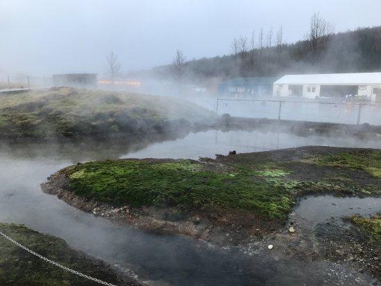 Fludir, Islandia: Secret Lagoon