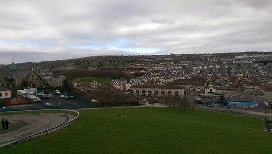 Derry, UK: Bogside