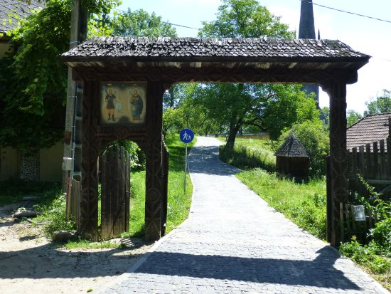Maramures County, โรมาเนีย: Entrada