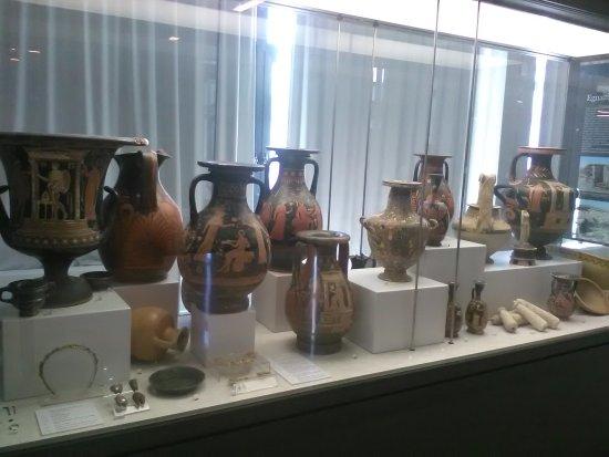 Museo Nazionale Archeologico di Egnazia 'Giuseppe Andreassi'