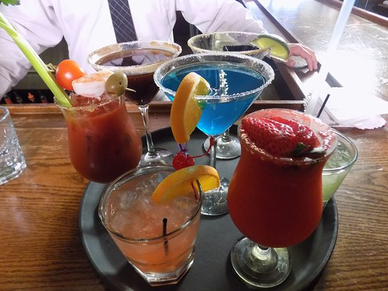 "Jefferson City, Μιζούρι: Enjoy something from our ""Specialty Spirits"" Menu"