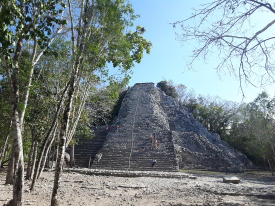 Ruinas de Coba: 20170321_095058_large.jpg