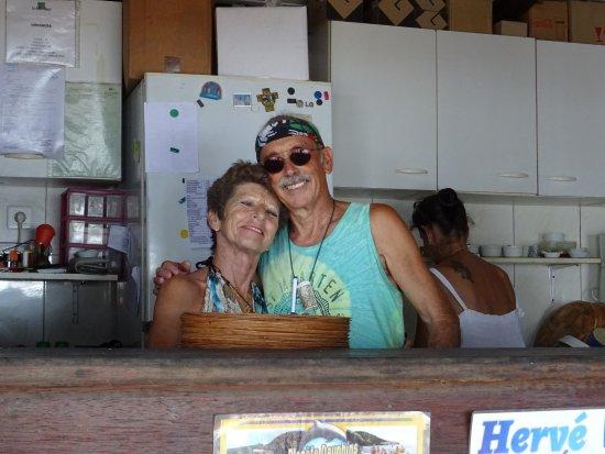 Les Anses d'Arlet, Martinica: Merci à vous deux, et si Dieu le veux à l'année prochaine