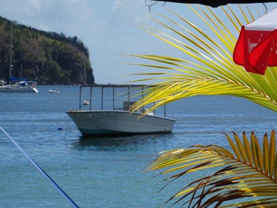 Les Anses d'Arlet, Martinica: Un beau point de vue de chez vous