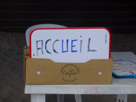 Les Anses d'Arlet, Martinica: Tout simple et tellement bien