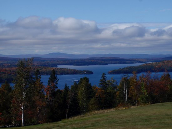 Greenville, ME: A popular spot for Moosehead Lake landscape photography. Great photo of Moosehead Lake