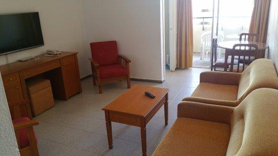 Sol Timor Apartamentos: Lounge