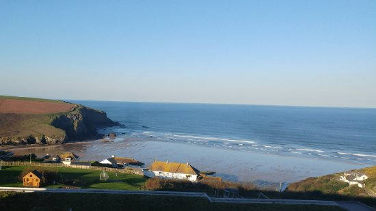 Bedruthan Hotel & Spa: Stayed for 1 night 25th March wish it could have been longer! Enjoyed it all ....room Spotlessly