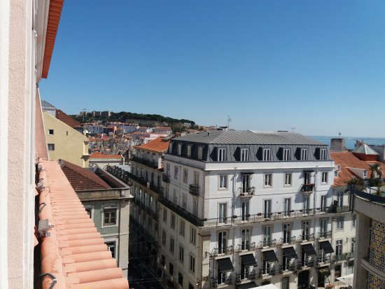 Teatro Bed & Breakfast: Over the roof top view