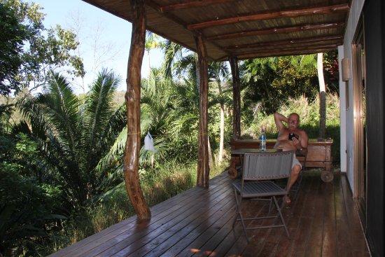 Tambor, Costa Rica: mit Balkon