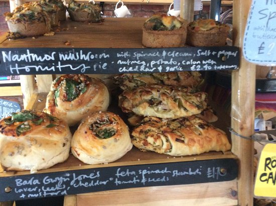 The Big Rock Cafe: Lunch time breads