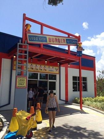Lego City Burger Kitchen (溫特黑文