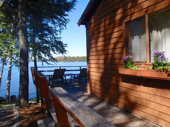 Greenville, ME: Moosehead Lake cabin rental just 25ft from the Lake - Unique Maine cabins grandfathered in prope