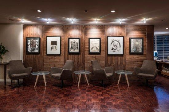 The George Christchurch: Art Work