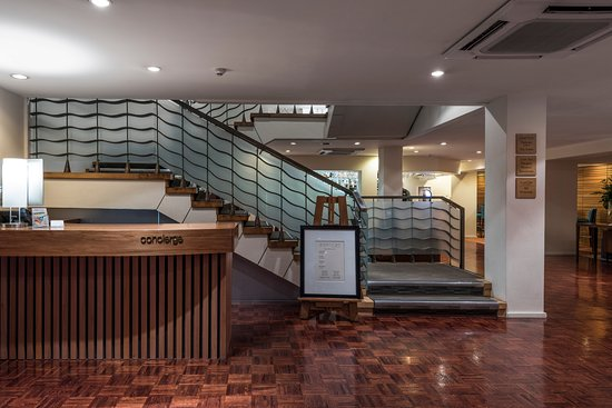 The George Christchurch: Concierge