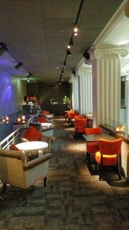 Radisson Blu Plaza Hotel, Helsinki: Executive lounge