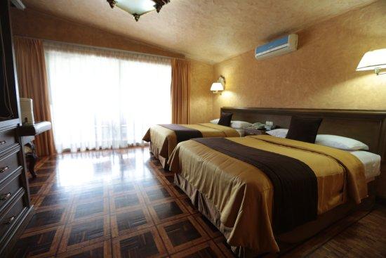 Casa de la Loma Hotel & Spa: Habitacion Superior Vista a la Ciudad