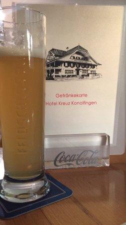 Konolfingen, Zwitserland: Restaurant Kreuz